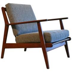 Teak Lounge Chair Amazon High Chairs Vintage Danish At 1stdibs