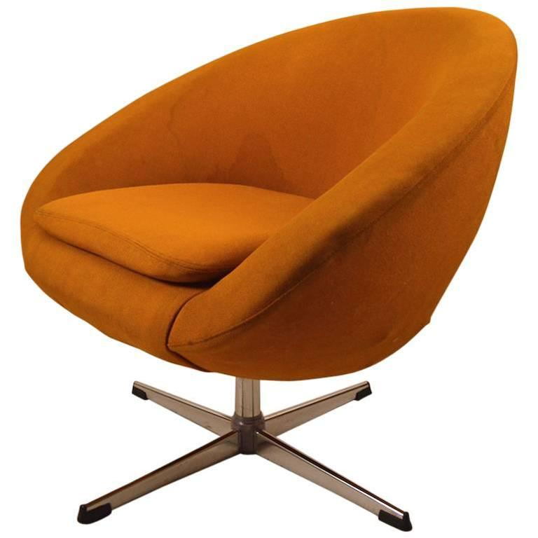 swivel pod chair inexpensive bean bag chairs single overman for sale at 1stdibs