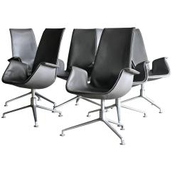 Conference Chairs For Sale Posture Leather Chair Fk 6725 By Preben Fabricius And Jørgen