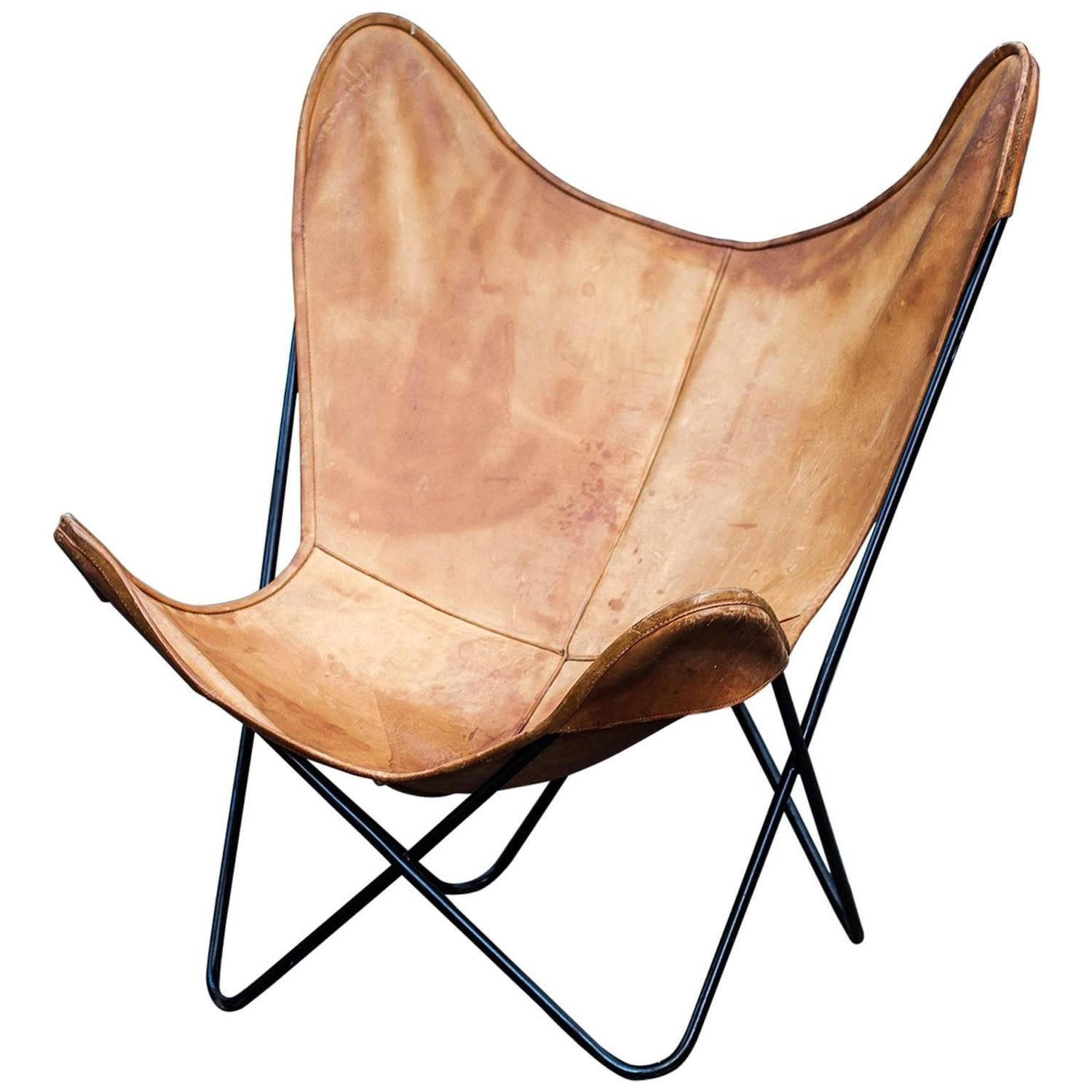 butterfly lounge chair inflatable canada by knoll international for sale at 1stdibs