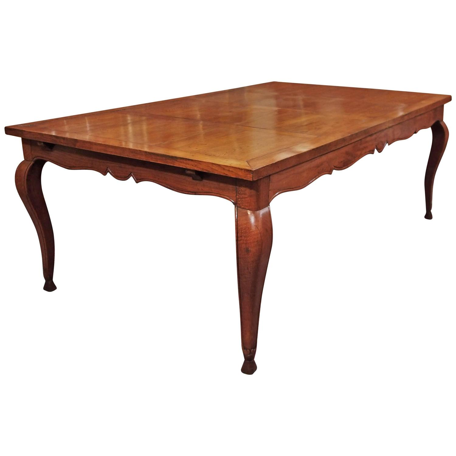 antique french dining table and chairs cheap shampoo bowls provincial circa 1890 at 1stdibs