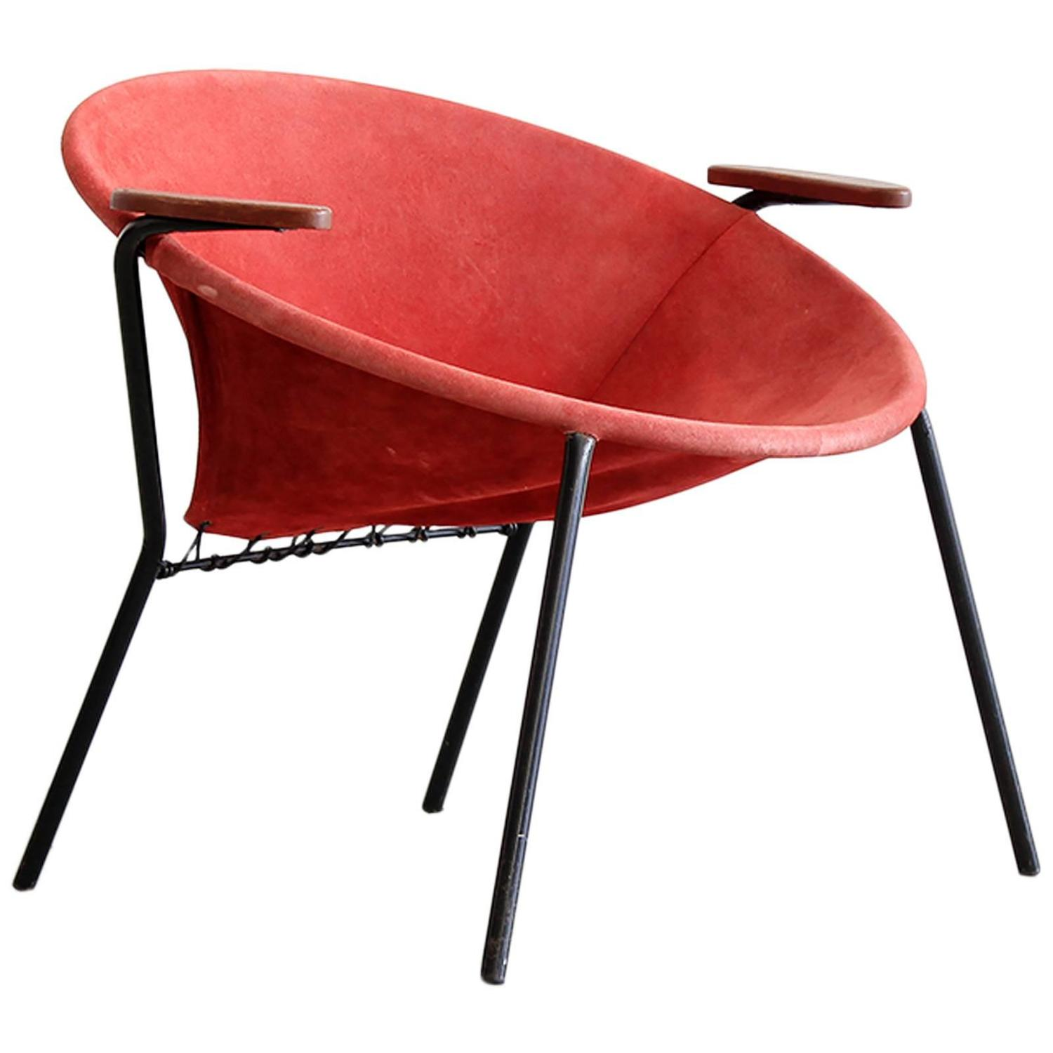 Balloon Chair For Sale Hans Olsen Quotballoon Quot Chair For Sale At 1stdibs