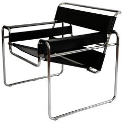 Marcel Breuer Chair Original Mesh Office Costco Bauhaus Wassily Lounge By For