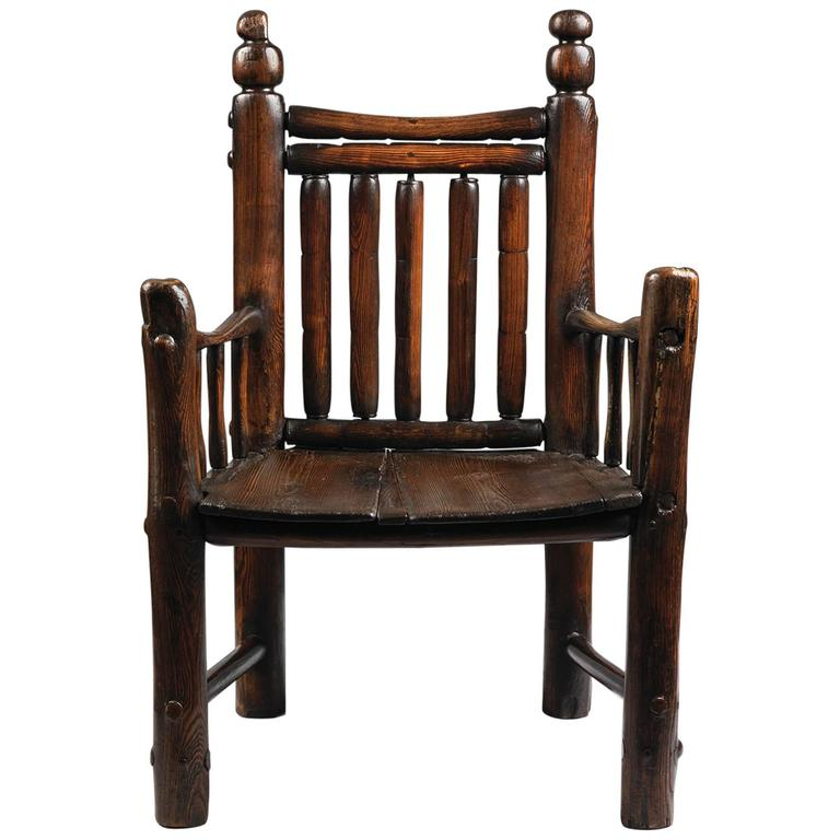 17th Century Turners Chair For Sale at 1stdibs