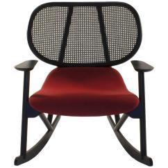 Swing Chair Patricia Urquiola Stressless Chairs Sale Moroso Klara Rocking Lounge By