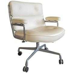 Newport Rocking Chair Outdoor Swivel Pair Of Charles Eames Time Life White Leather Chairs For
