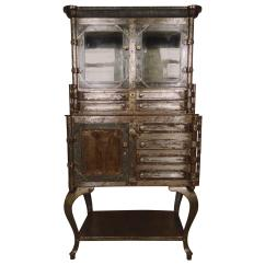 Revolving Chair For Doctor Futon Bed Outstanding Antique Dental Cabinet Sale At 1stdibs