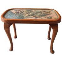 Antique Coffee Table Victorian 19th Century Mahogany Small ...
