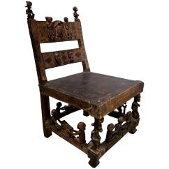 Throne Chair For Sale Overstuffed With Ottoman Vintage African Chief 39s At 1stdibs