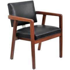 Herman Miller Leather Chair Adirondack Cushions Target George Nelson For Walnut And Desk