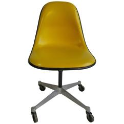 Swivel Chair Mustard Yellow Target Upholstered Dining Chairs Desk Hostgarcia