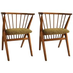 Childrens Upholstered Chairs Clear Dining Canada Pair Of Danish Child In Wood With Seat