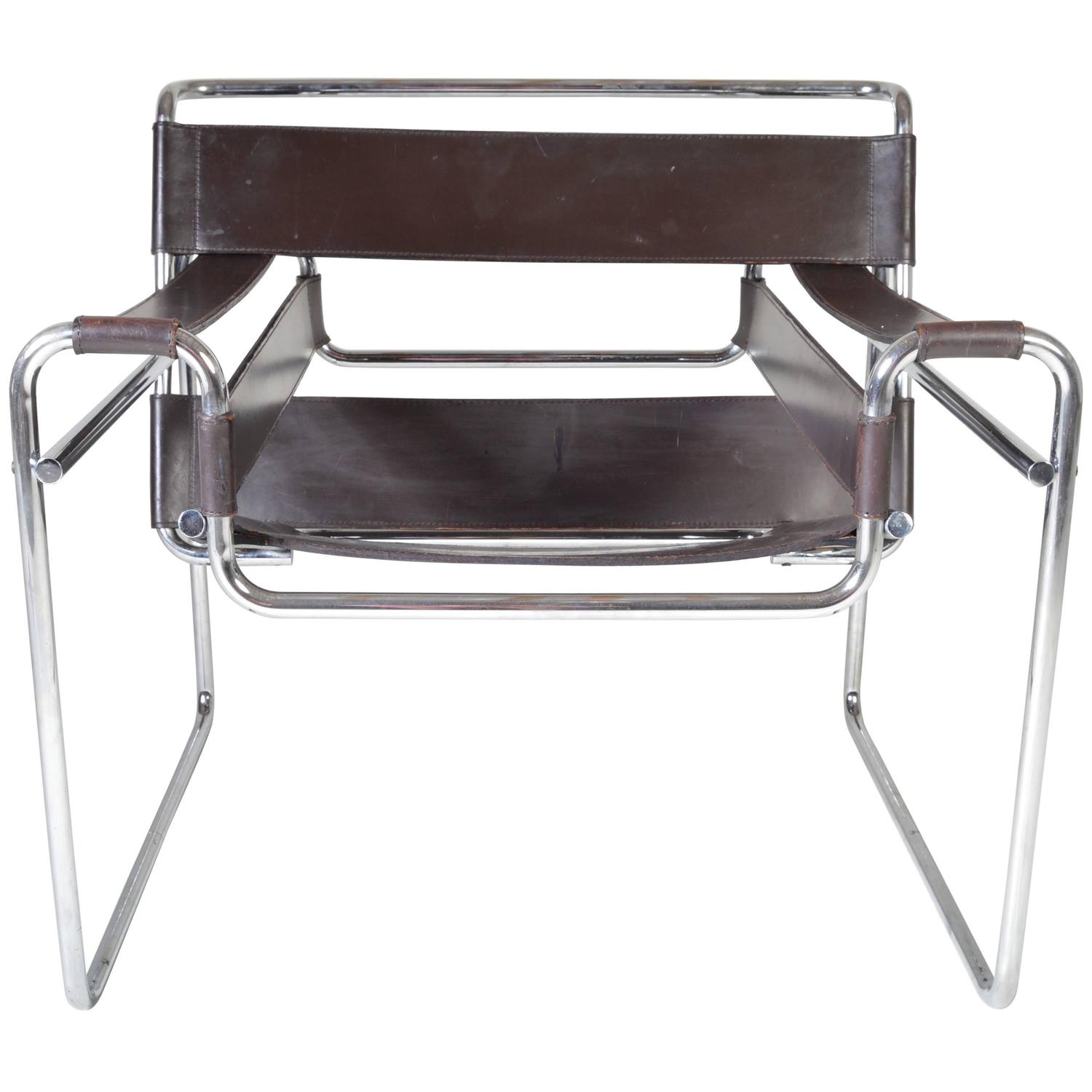 breuer chairs for sale chair posture back pain vintage 1960s wassily by marcel gavina