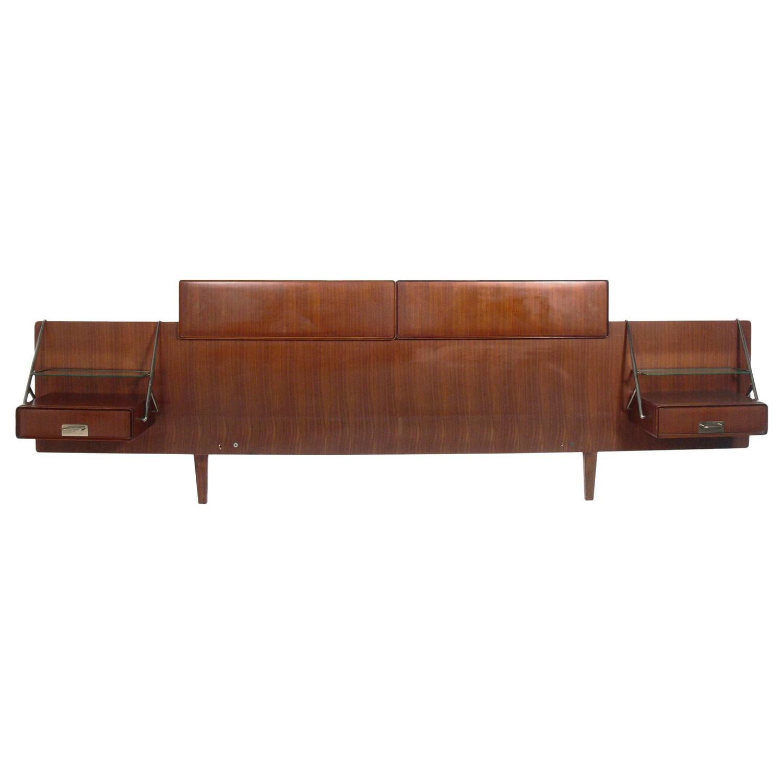 floating chair for bedroom windsor rocking cushions silvio cavatorta rosewood headboard with