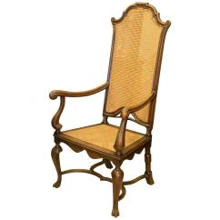 Throne Chair For Sale Best Chairs Pc Gaming Liberty 39s Mahogany And Cane At 1stdibs