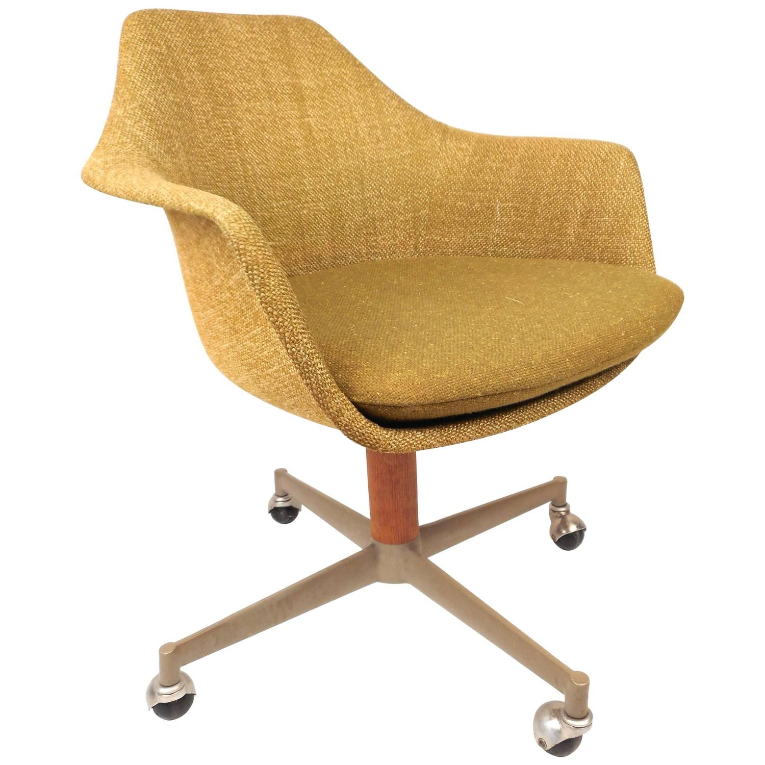Mid Century Modern Office Chair Mid Century Modern Office Chair In The Style Of Herman