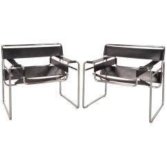 Marcel Breuer Chair Dining Covers Ebay Set Of Two Quotwassily Quot Chairs By For Gavina