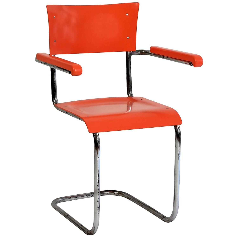 mart stam chair transfer shower chairs for elderly bauhaus tubular 1920s sale at 1stdibs