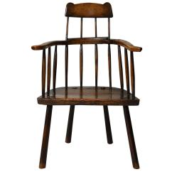 Comb Back Windsor Chair Wheelchair For Rent Primitive Sale At 1stdibs