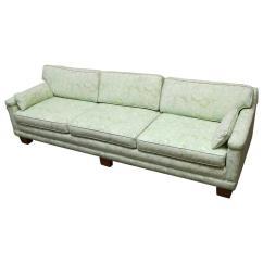Antony Todd Sofa Sorrento John Lewis Mid Century Modern Upholstered In Fortuny Fabric For