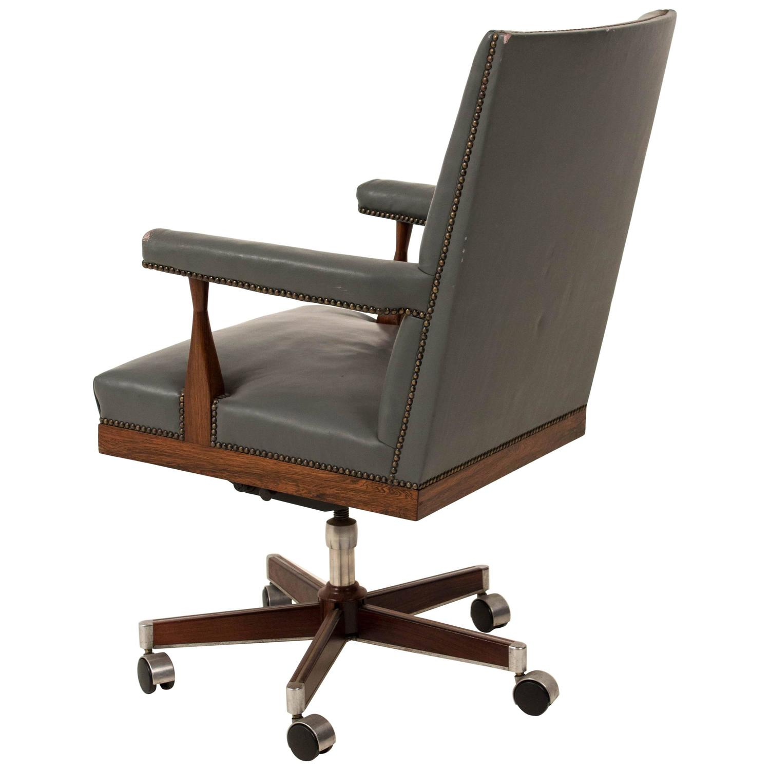 Mid Century Modern Office Chair Magnificent Mid Century Modern Office Chair By Theo