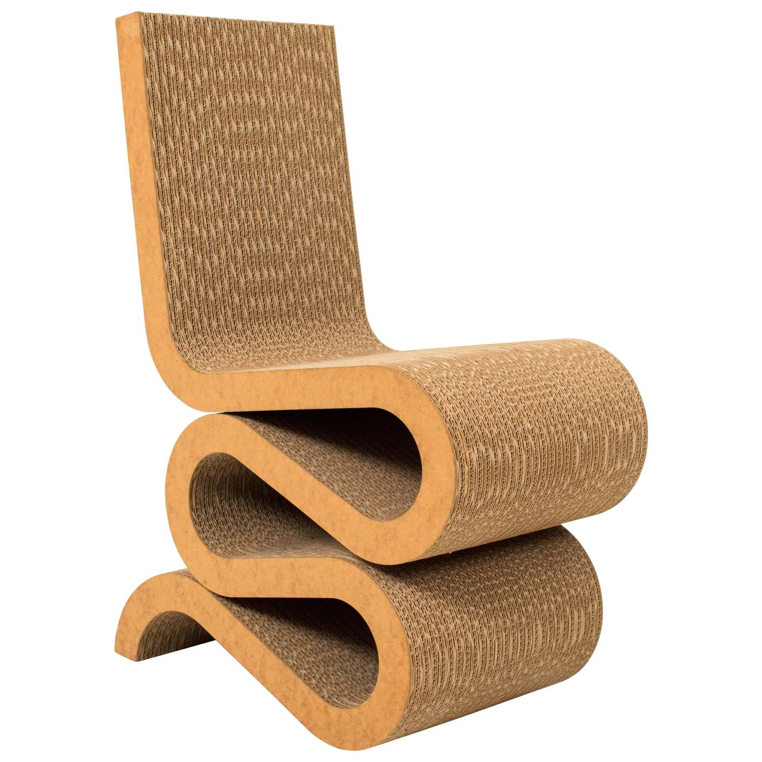 frank gehry cardboard chair hanging mitre 10 price oscarsfurniture