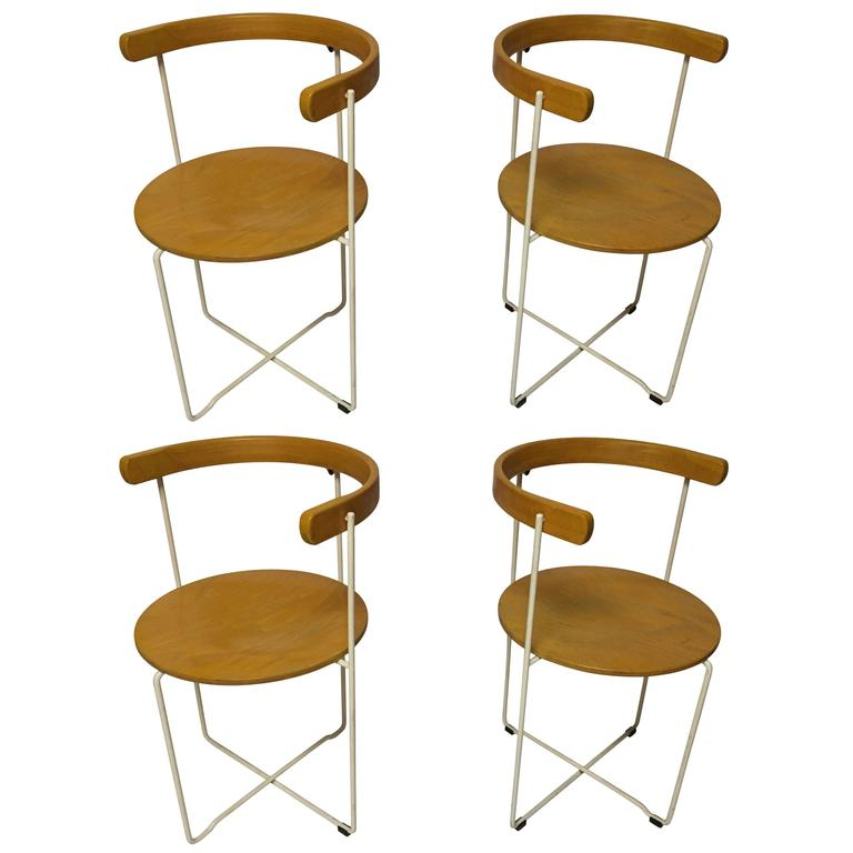 folding chairs for sale leather chair ottoman set of four soley by vladimir hardarson at