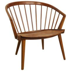 Barrel Back Chair Cheap Racing Danish Modern In The Style Of Hans Wegner For Sale