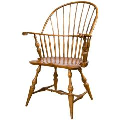 Windsor Chair With Arms Comfortable Beach Chairs Knuckle Arm At 1stdibs For Sale