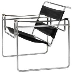 Marcel Breuer Chair Hanging Outdoor Very Early Wassily Model B3 By For
