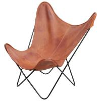Mid-Century Modern Butterfly Chair by Knoll International ...