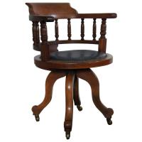 Antique Captains Chairs For Sale | Antique Furniture