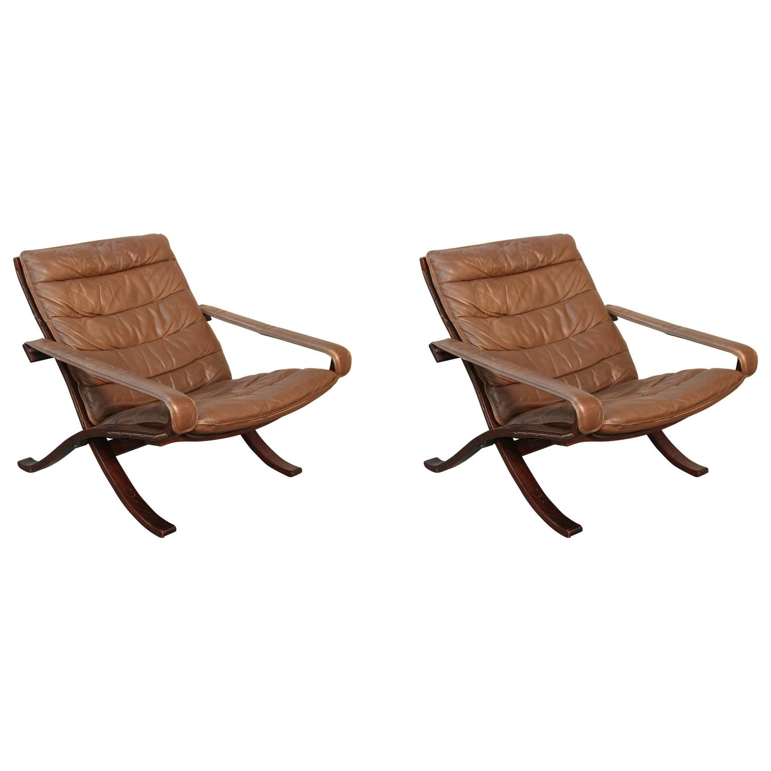 Safari Chair Ingmar Relling For Westnofa Flex Safari Chairs For Sale At