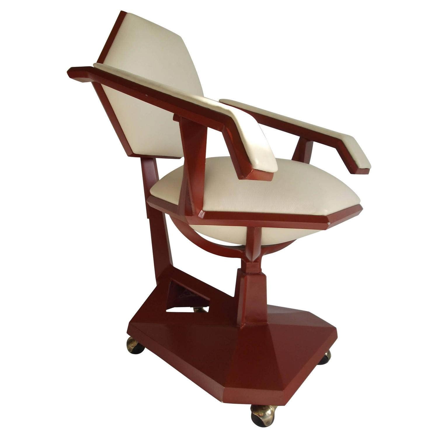 Frank Lloyd Wright Chairs Frank Lloyd Wright Price Tower Secretary Armchair 1955