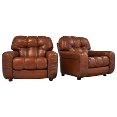 Leather Club Chairs For Sale Chair Cover Rental Places Near Me French Vintage Overstuffed At