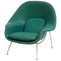Knoll Saarinen Chair Empire Modern Executive Womb By Eero For In Original