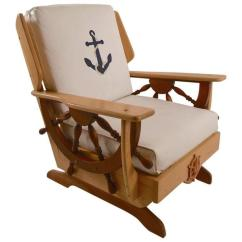 Eames Chair Cushion Outdoor Folding Chairs Nautical Theme Platform Rocker At 1stdibs