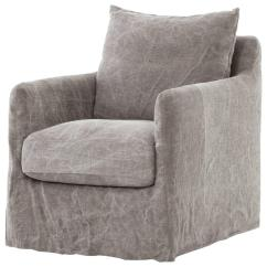 Swivel Chairs For Sale Aqua Bean Bag Chair Modern Slipcovered At 1stdibs