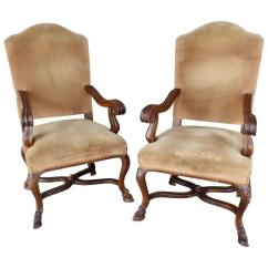 Feet For Chairs Buy Dining Pair Of 19th Century Goat Sale At 1stdibs