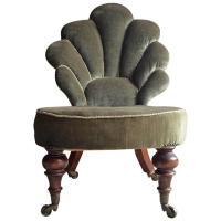 Antique Salon Chair | Antique Furniture