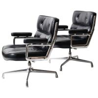 Eames Time Life Lobby Chairs for Herman Miller at 1stdibs