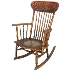 Antique Rocking Chairs For Sale Pub Height Table And 1800s Furniture