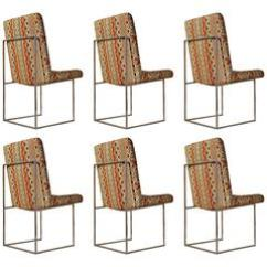 Milo Baughman Dining Chairs Amazon Office At 1stdibs