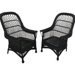 Antique Wicker Chairs Green Chair 2013 Korean Movie By Paine Furniture For Sale At 1stdibs