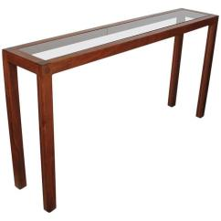 Teak Sofa Table Air Bed Price In Hyderabad Midcentury Danish Console At 1stdibs For Sale