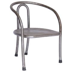 modern metal chairs toys r us for toddlers chair at 1stdibs