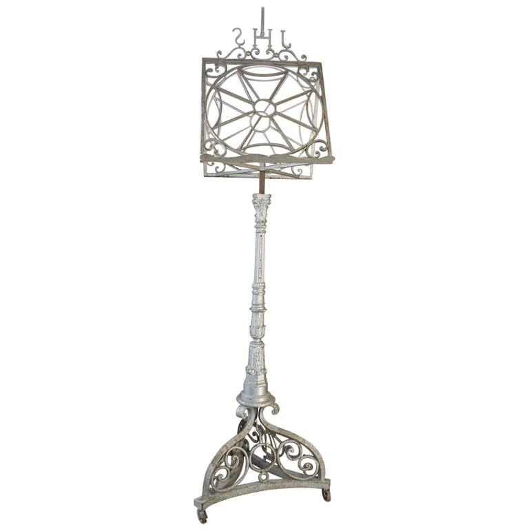 Antique Church Lectern from the Early 19th Century For