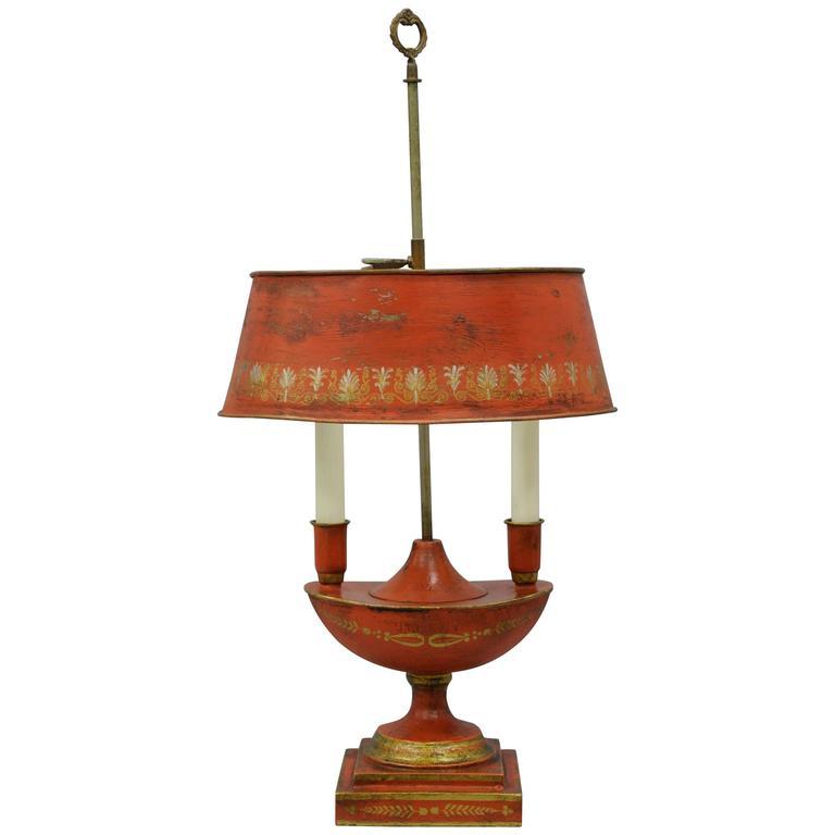 French Bouillotte Desk Lamp at 1stdibs