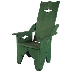 Adirondack Chair Sale Wheelchair Vehicle Adjustable In Green For At 1stdibs