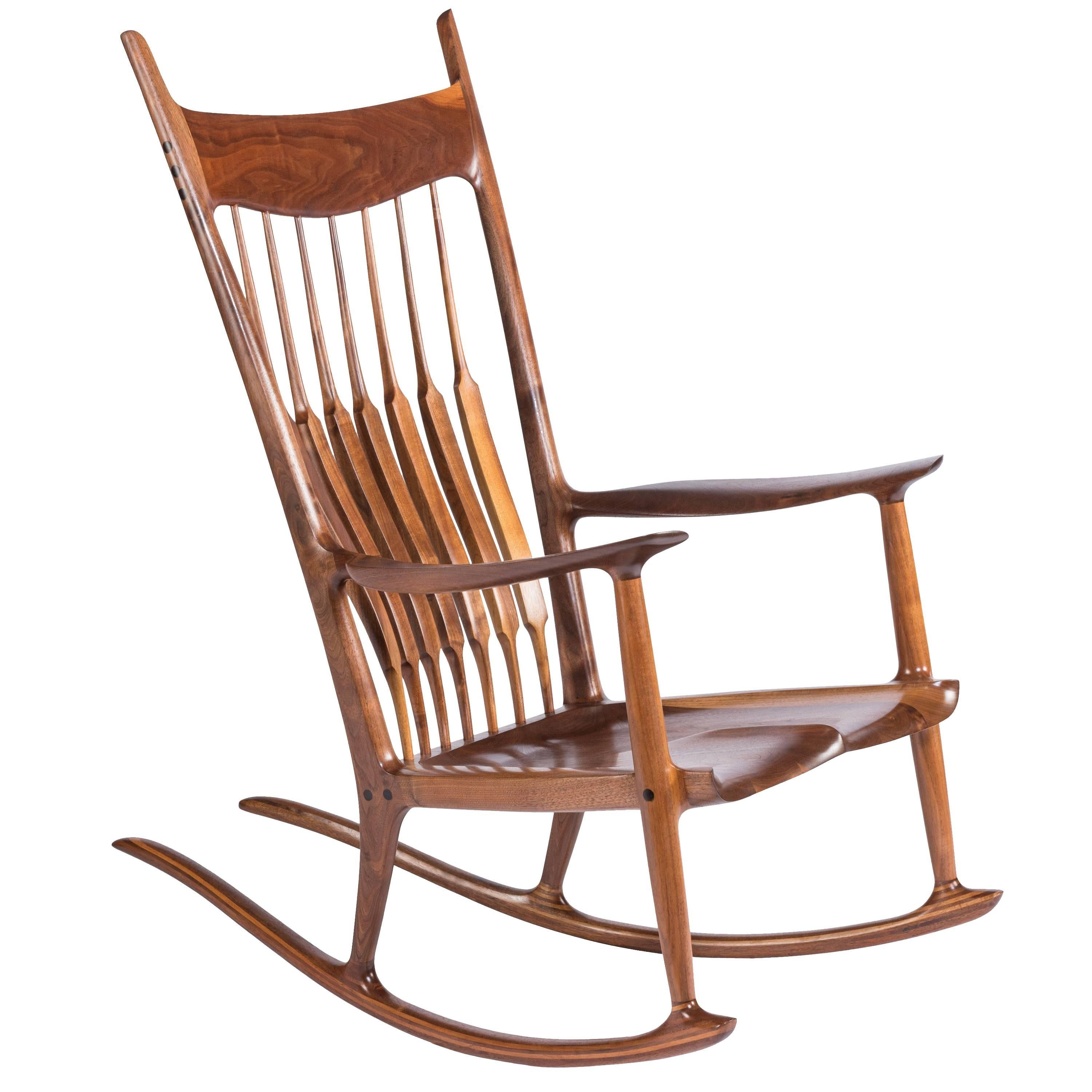 Maloof Rocker Plans
